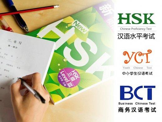 Testy z čínskeho jazyka